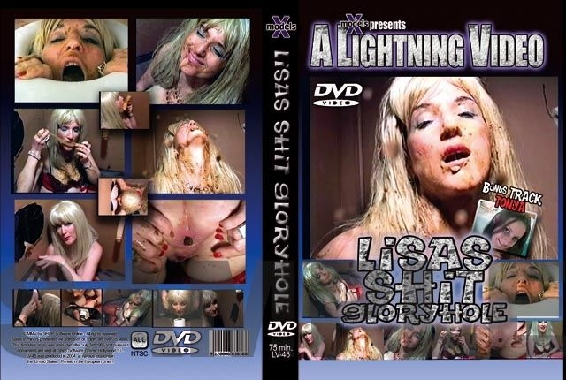 Pretty Lisa's Shit Gloryhole - With Actress: Pretty Lisa [avi] (2018) [DVDRip AVI Video XviD 512x384 29.970 FPS 1406 kb/s]