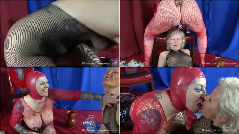 VERONICA MOSER ENEMA ECSTASY - With Actress: Tima [mp4] (2018) [SD AVC, 800x450, 25.000 fps, 1652 Kbps]