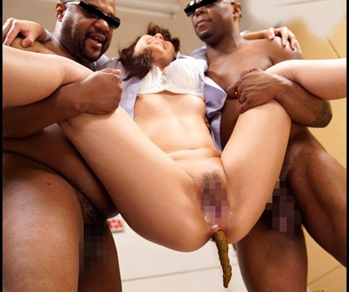 Black Girl Anal Machine