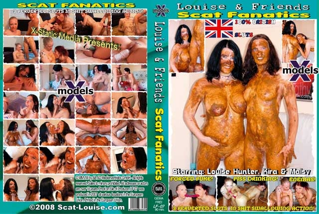 Louise & Friends 7 - Scat Fanatics - With Actress: Louise Hunter, Kira, Maisy [mov] (2018) [DVDRip MPEG-4 Video 512x384 25.000 FPS 1000 kb/s]