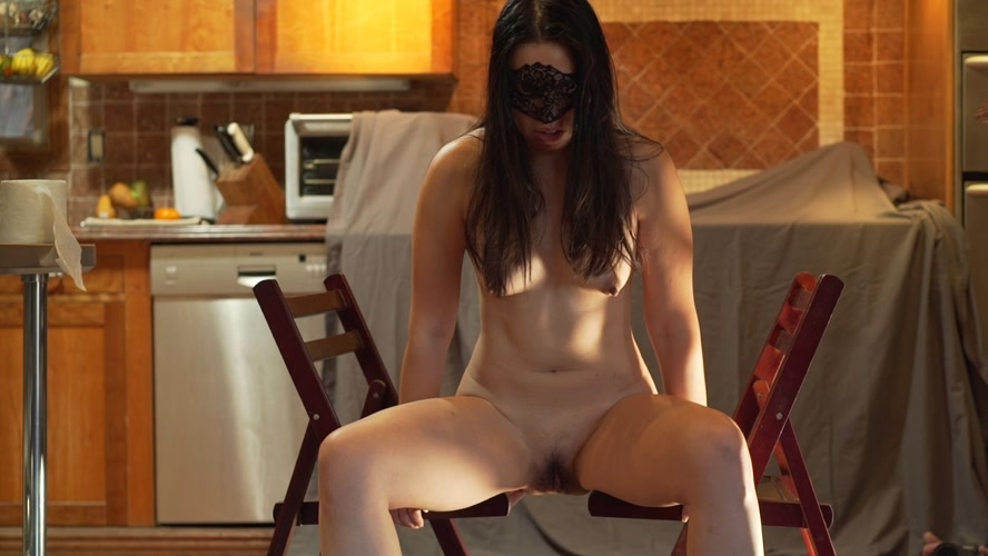 Shitting between two chairs - With Actress: MistressSophia  [MPEG-4] (2018) [FullHD 1920x1080]