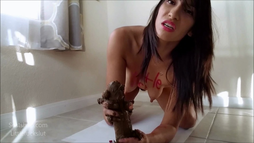 Smelly Poop Handjob & Body Smear - With Actress: littlefuckslut  [Windows Media] (2019) [FullHD 1920x1080]