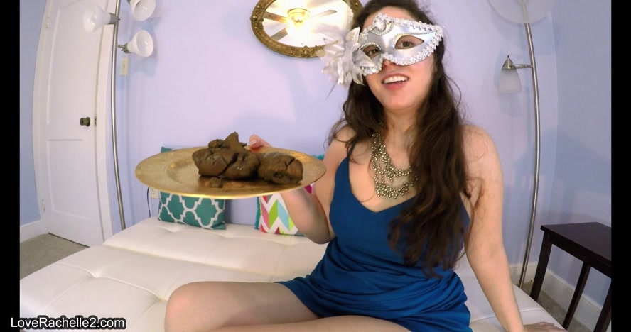 Best Fetish EVER! Tasting Delicious Poop - With Actress: LoveRachelle2 [MPEG-4] (2019) [UltraHD/4K 4096x2160]