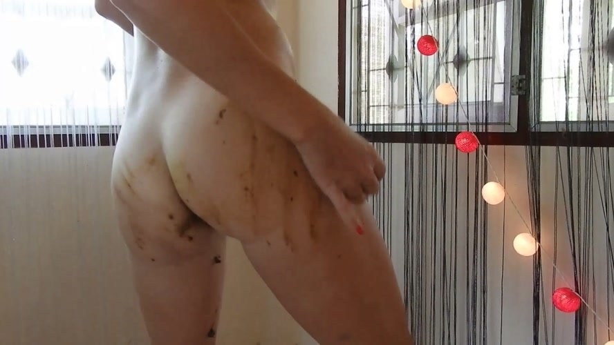 Pooping While Dancing Sexily Smear Butt Plug - With Actress: MissAnja [MPEG-4] (2019) [FullHD 1920x1080]