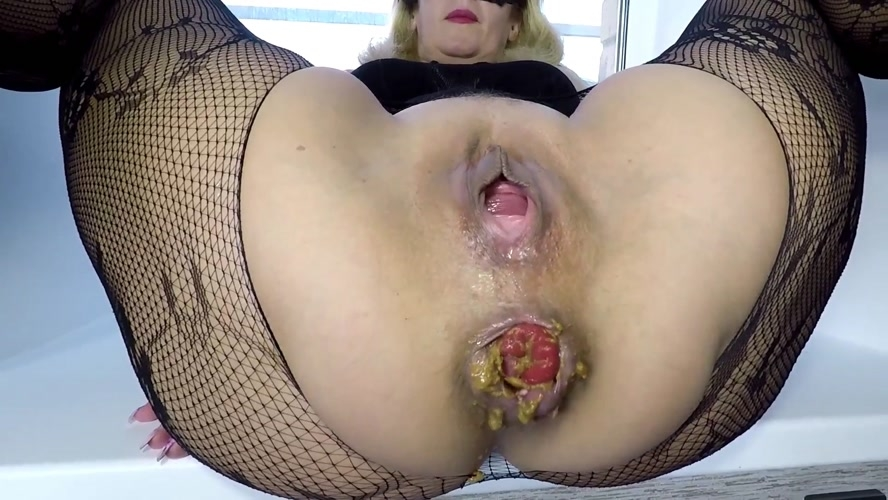 Shit From My Rose Butt - With Actress: Scatdesire [MPEG-4] (2020) [FullHD 1920x1080]