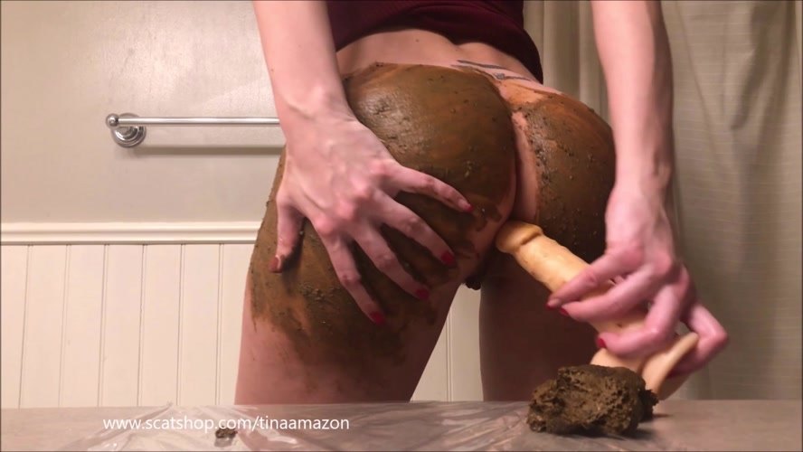 Dirty anal atm with full ass smearing - With Actress: TinaAmazon [MPEG-4] (2020) [FullHD 1920x1080]