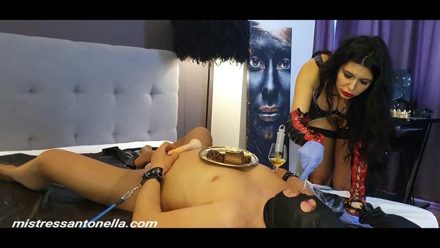 Birthday of the Supreme Goddess - With Actress: MistressAntonellaSilicone  [MPEG-4] (2020) [FullHD 1920x1080]
